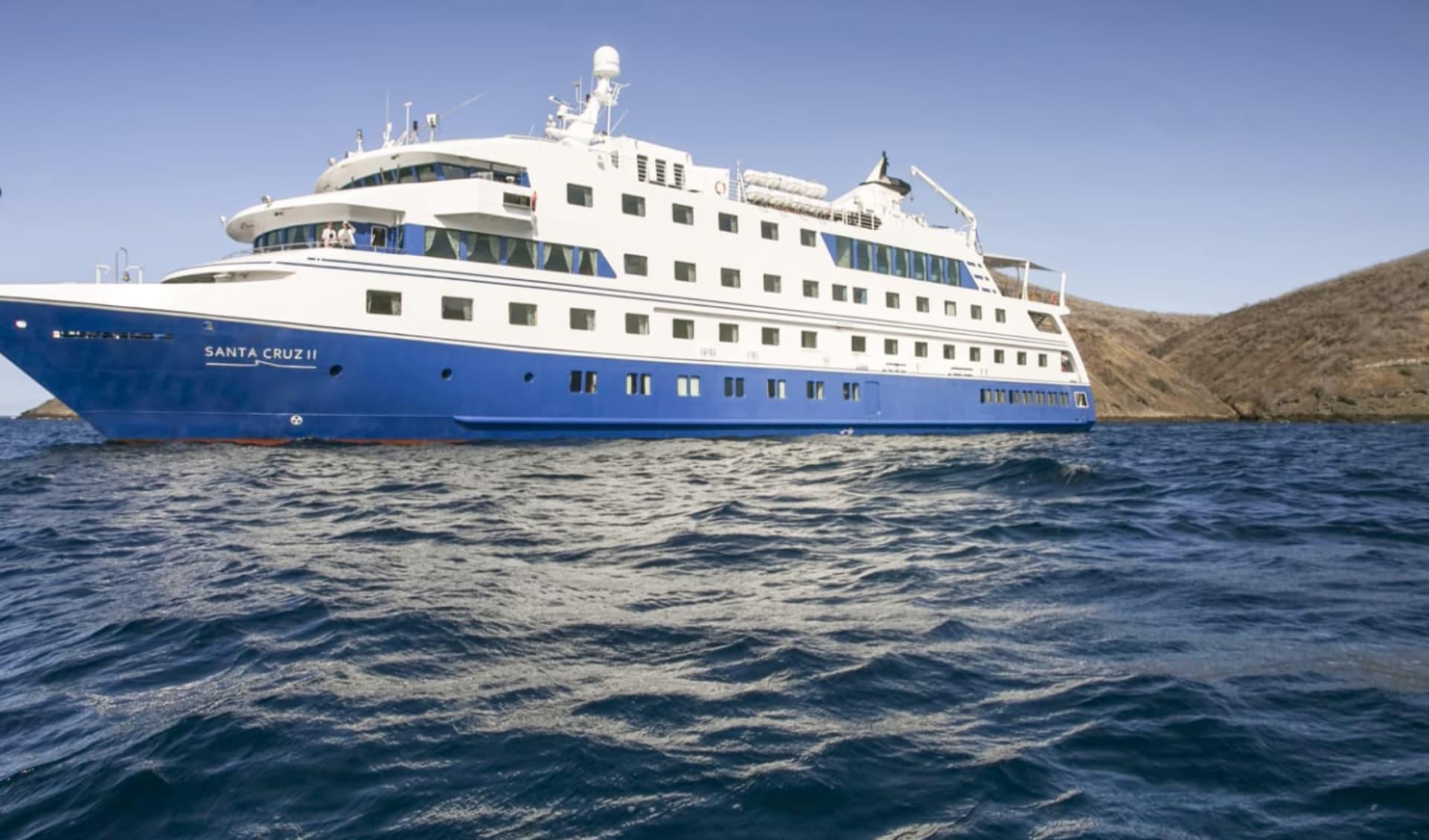 M/V Santa Cruz II ab Kreuzfahrten: Santa Cruz II