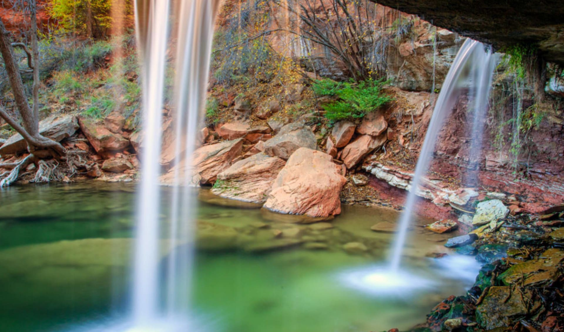 Nationalpark Wanderer ab Las Vegas: Zion Nationalpark