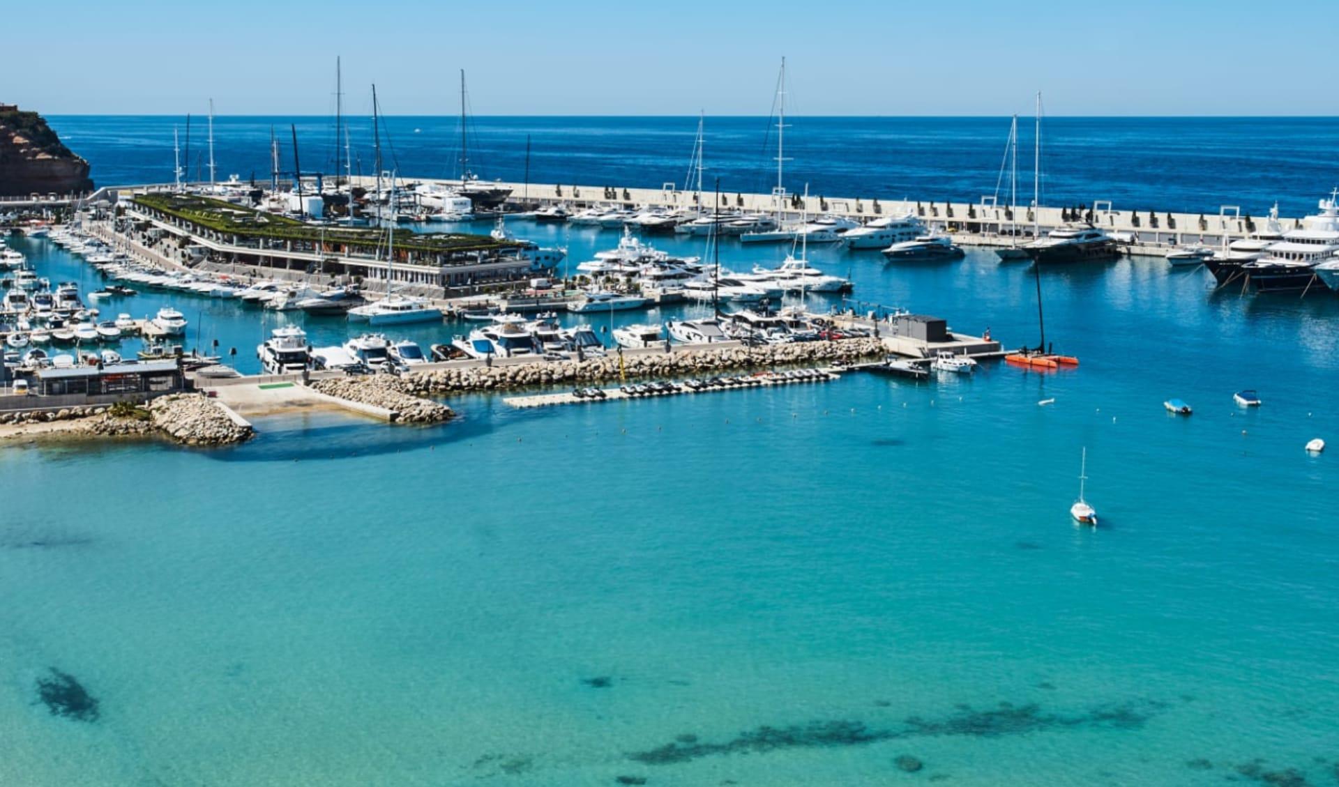 Pure Salt Port Adriano in Mallorca: adriano_view