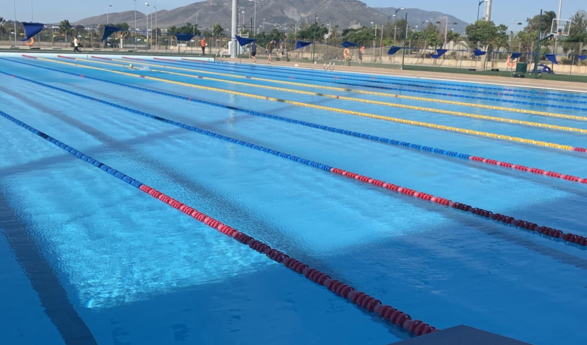 Torremolinos - Hotel Gran Cervantes by BLUESEA ab Malaga: Malaga Schwimmanlage 4