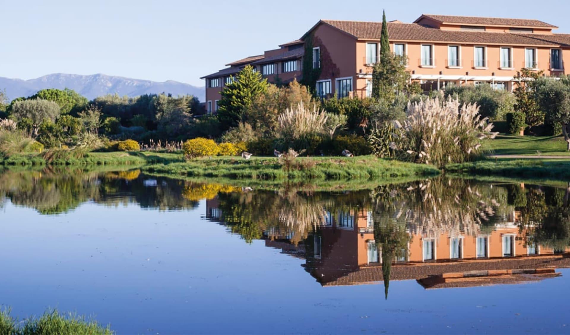 16.10. - 23.10.2021 Golf Trainingswoche an der Costa Brava (nur noch Warteliste möglich) ab Barcelona: Peralada Resort