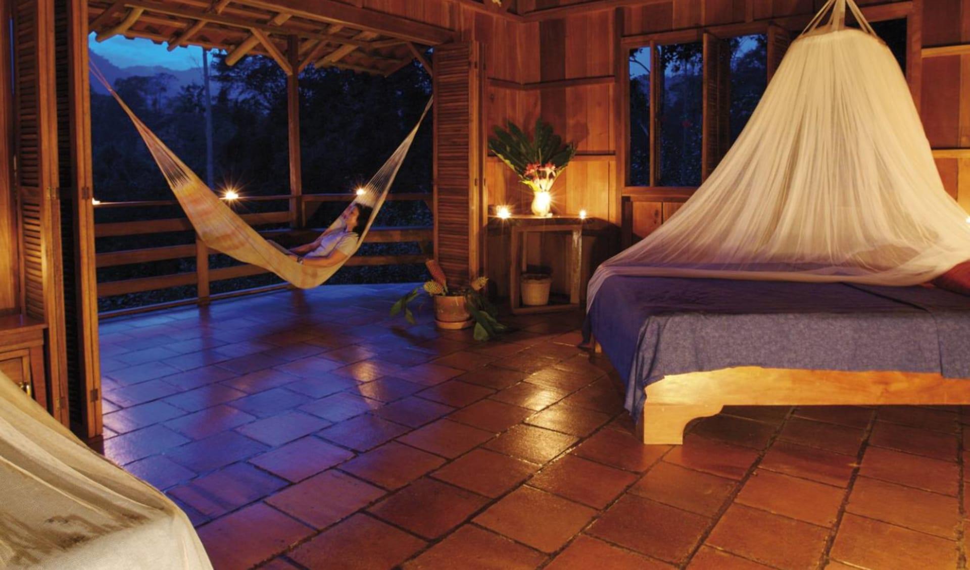 Selva Bananito ab Puerto Limon: room: Selva Bananito - Bungalow