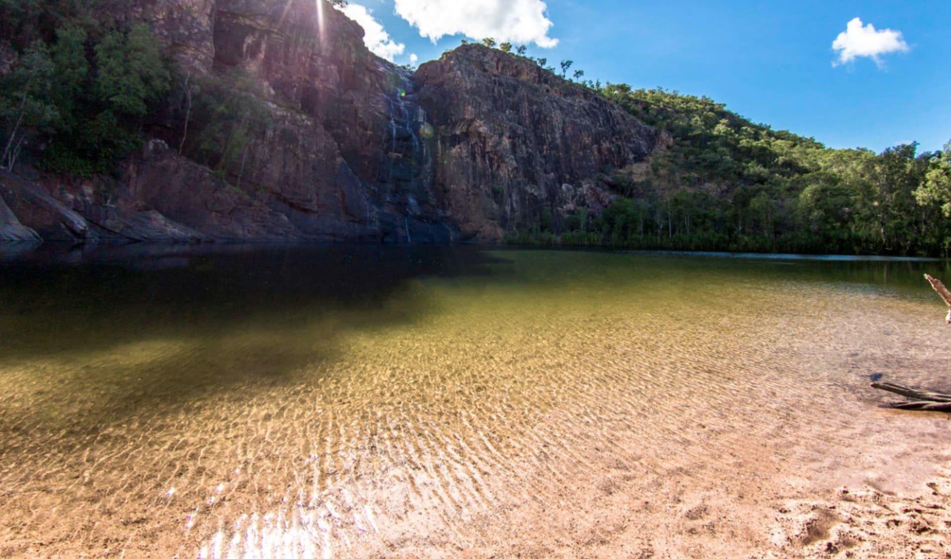 4x4 Dragonfly Dreaming Top End Safari ab Darwin: Kakadu National Park - Gunlom Falls