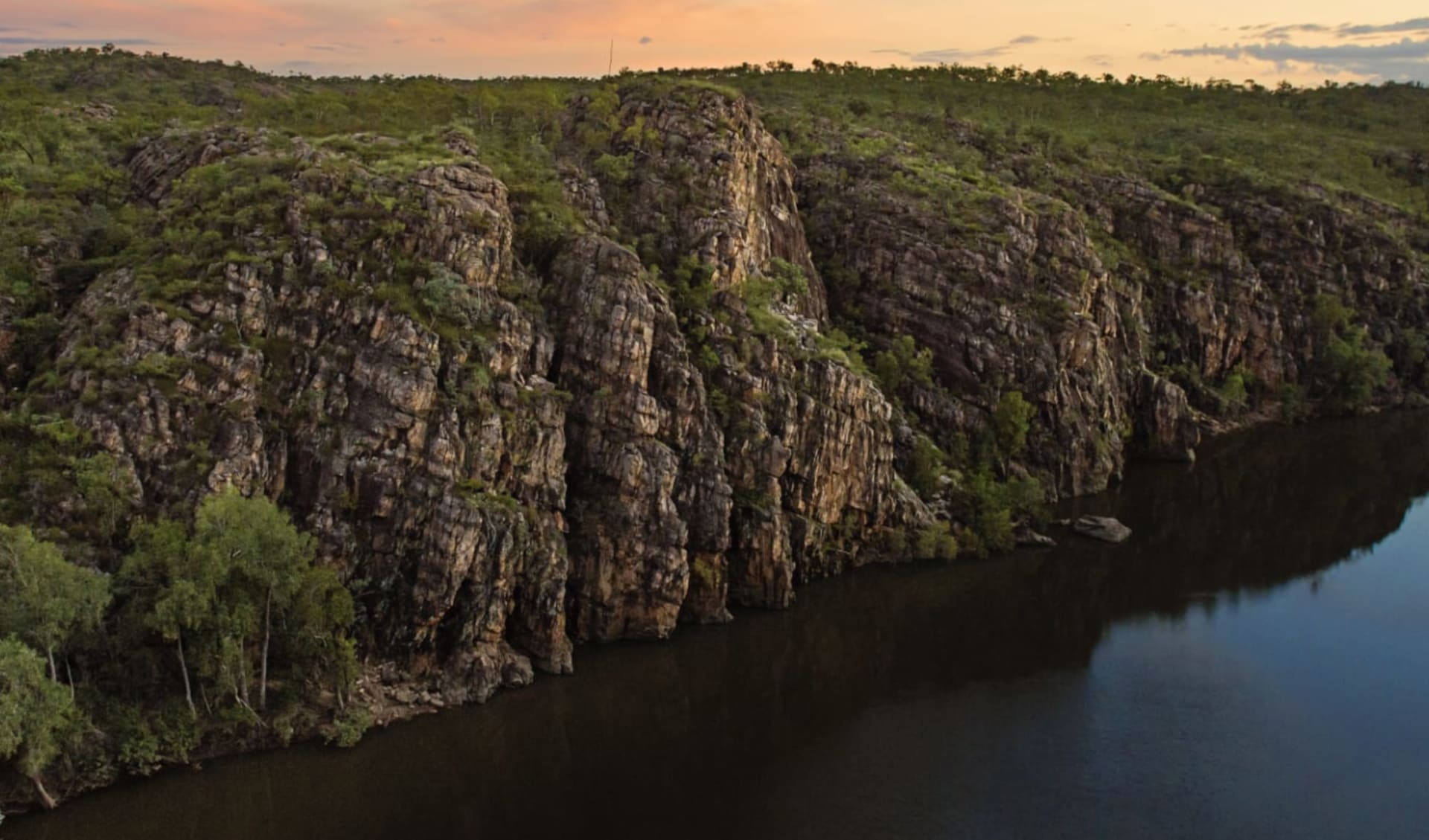 Westküste & Kimberley ab Perth: Katherine Gorge