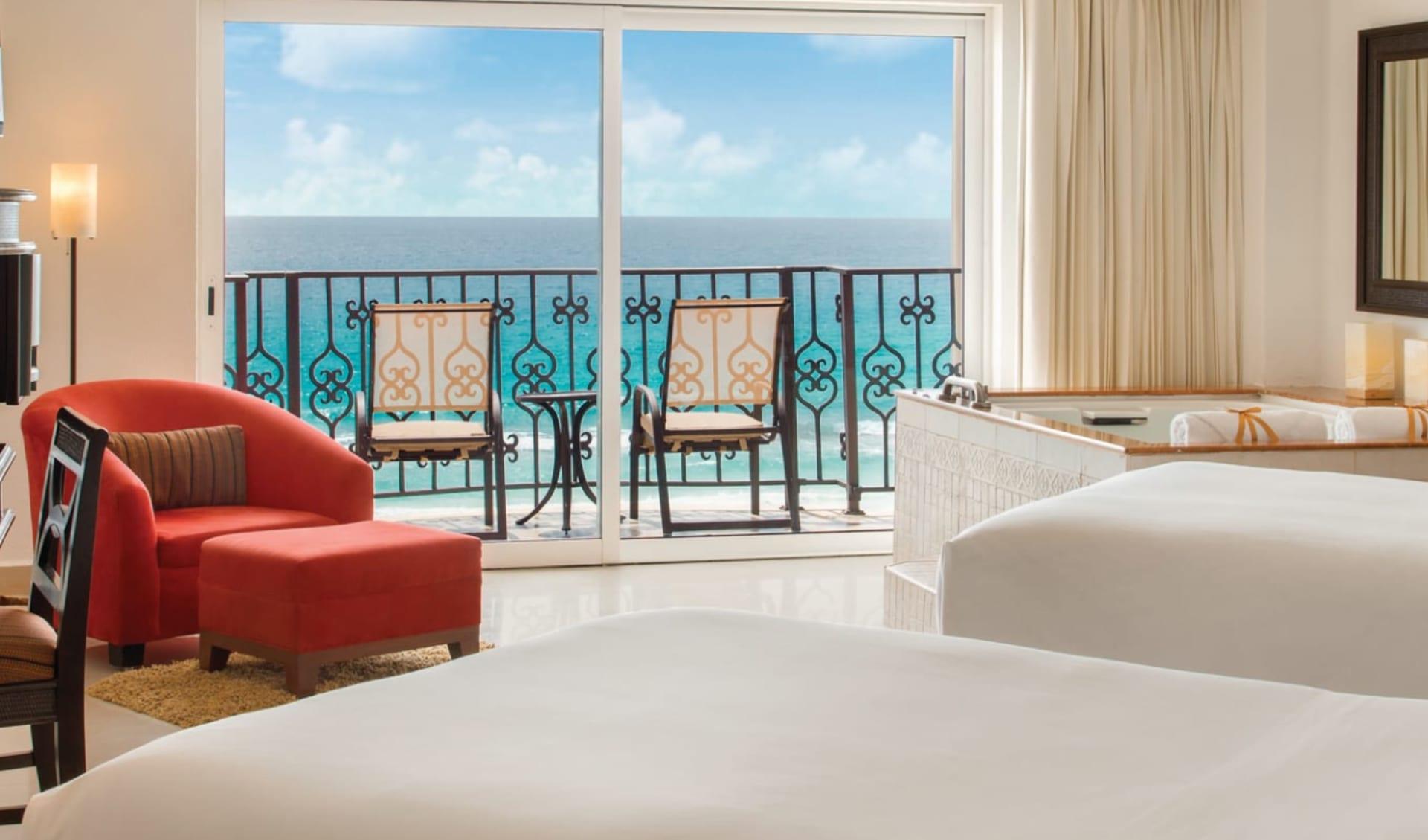 Hyatt Zilara Cancún in Cancun: zimmer hyatt zilara cancun twinbed zimmer