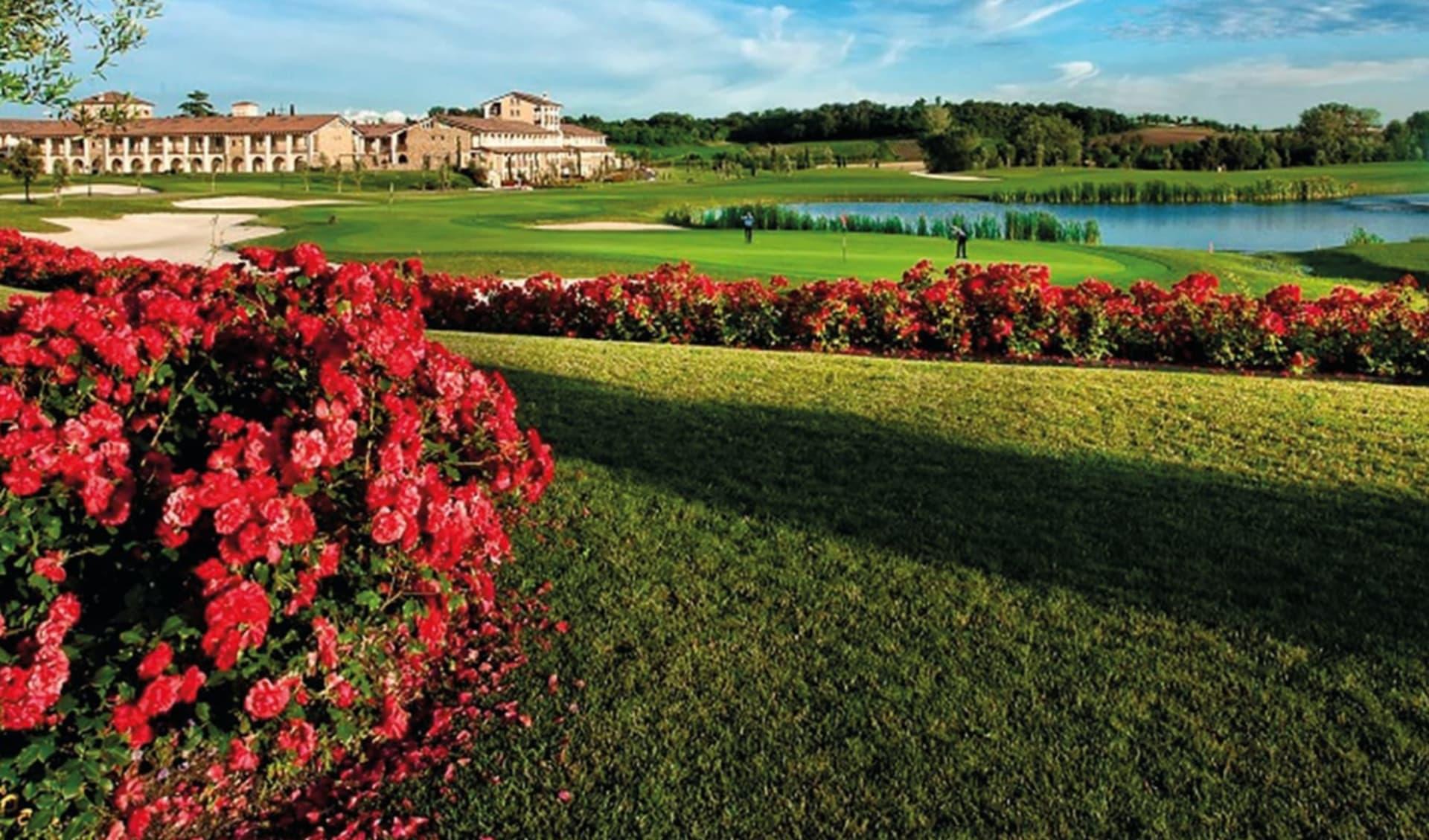 Chervo Golf Resort in Gardasee: Chervo Golf