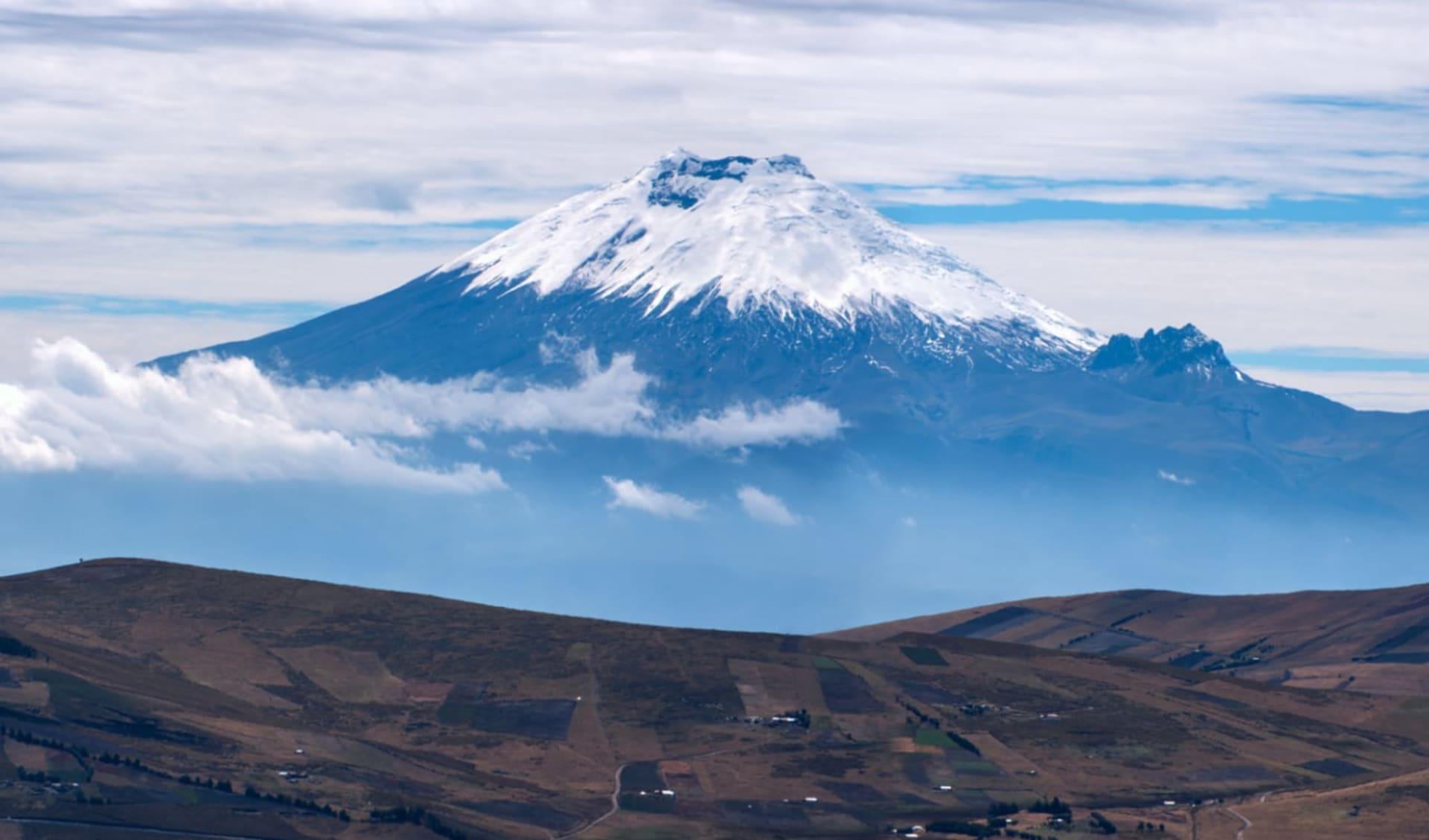 Ecuador Deluxe ab Quito: Ecuador - Cotopaxi - Vulkan