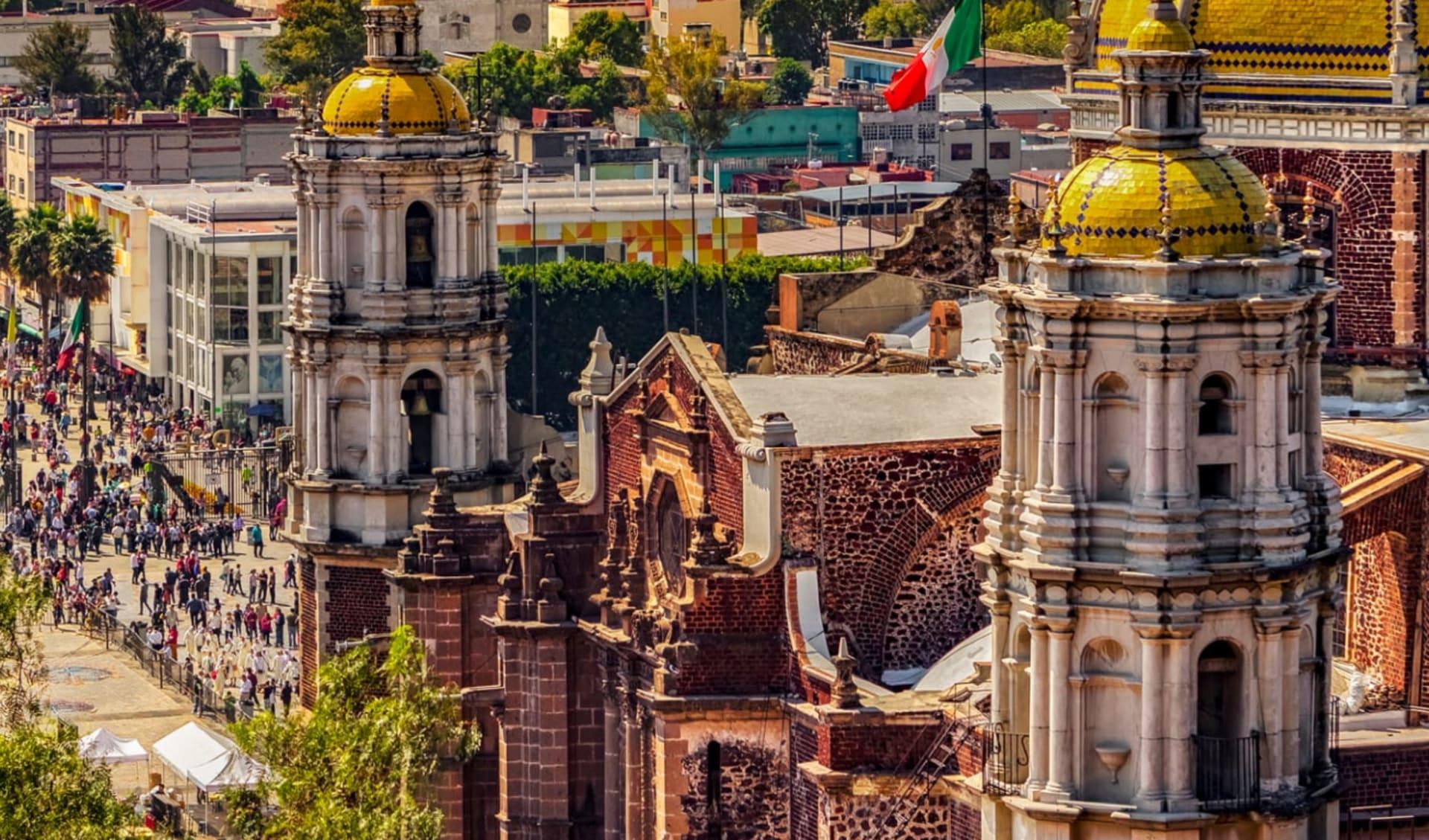 Mexiko City City Package ab Mexico City: Mexico City