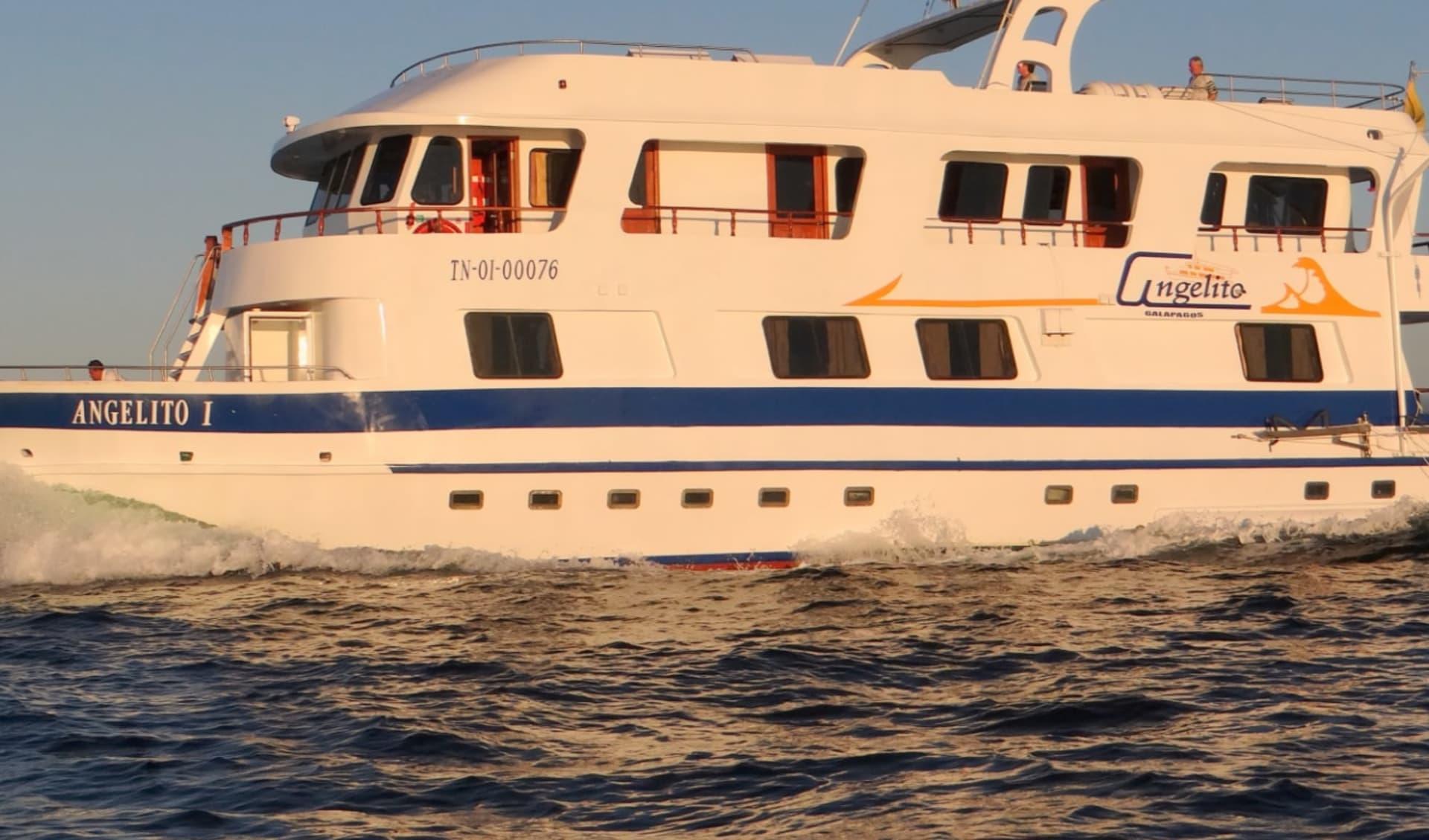 Yacht Angelito I ab Kreuzfahrten: MY Angelito - Sunset