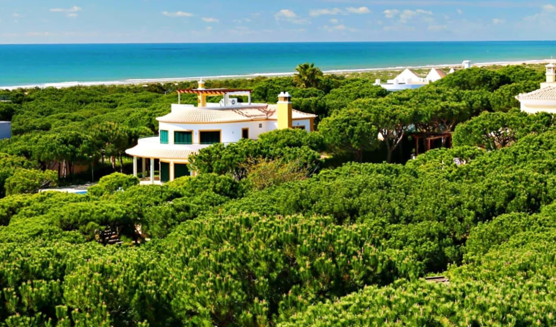 Praia Verde Boutique Hotel in Algarve: Hotel_view
