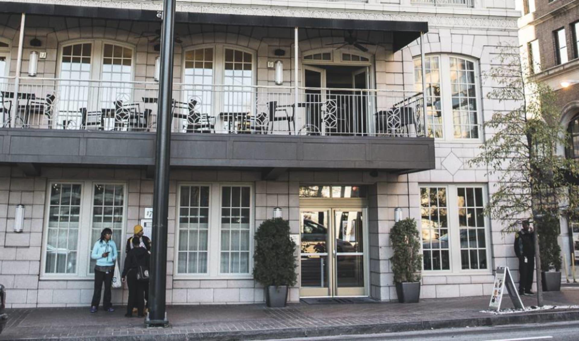 The Ellis Hotel in Atlanta: Ellis Hotel ATL - Aussenansicht