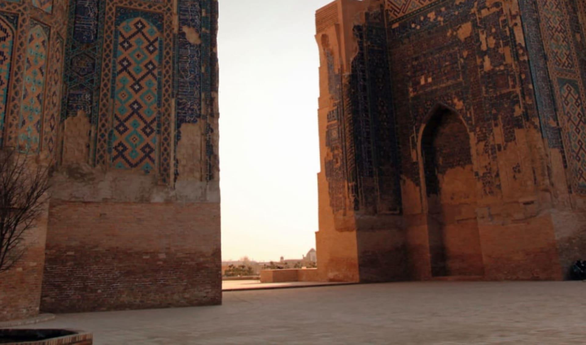 Legenden der Seidenstrasse ab Taschkent: UZ_Shahrisabz_shutterstock_1148247779_akimov konstantin