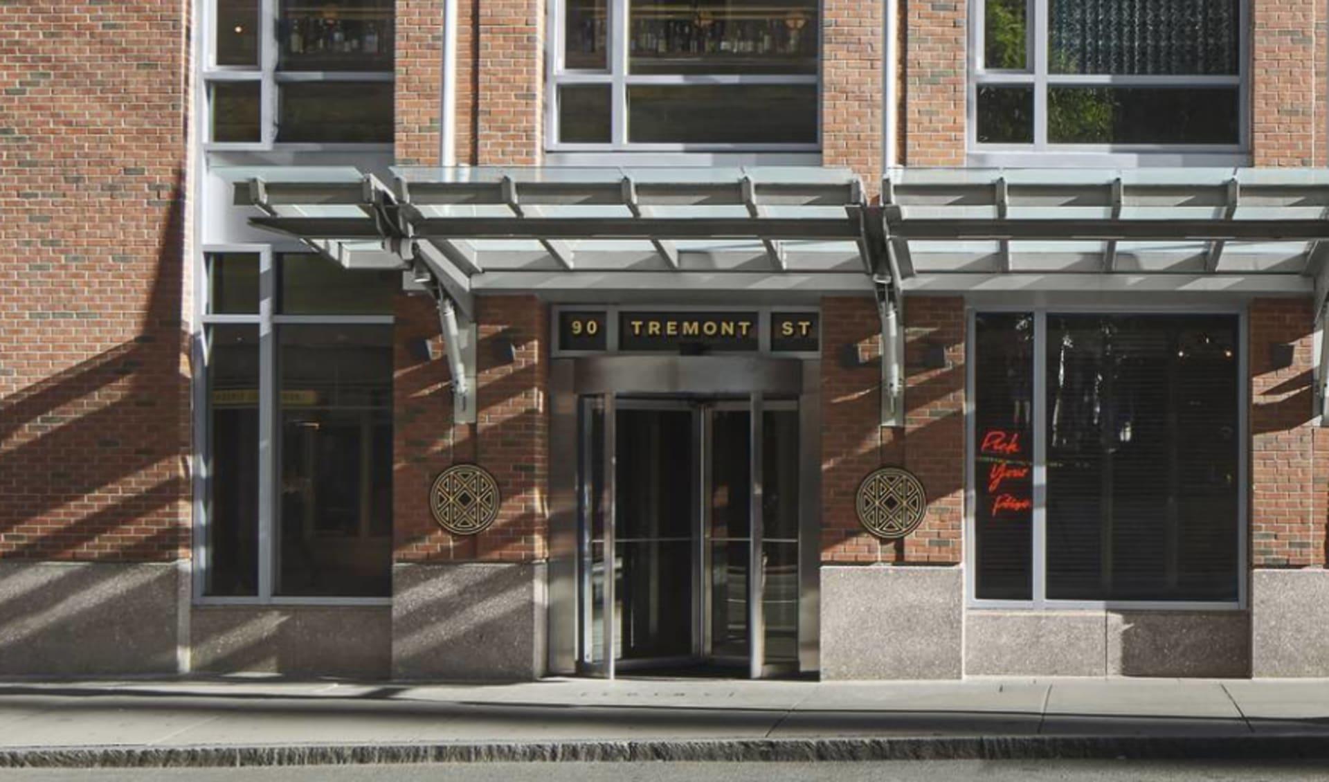 Nine Zero Hotel, a Kimpton Hotel in Boston: Nine Zero Hotel - Aussenansicht