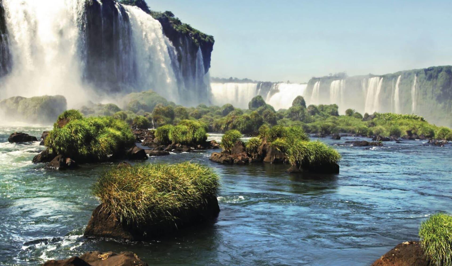 Gruppenreise Naturaleza Magica ab Foz do Iguaçu: Iguaçu