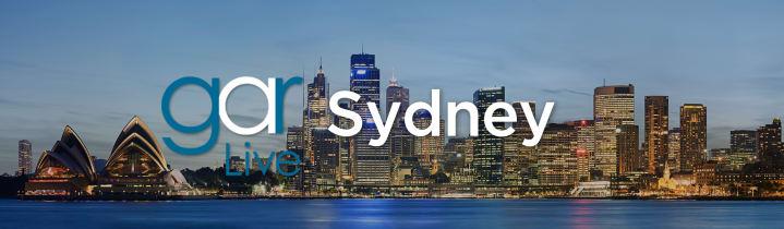 2nd Annual GAR Live Sydney