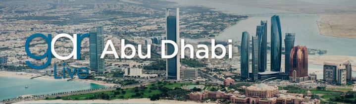 3rd Annual GAR Live Abu Dhabi
