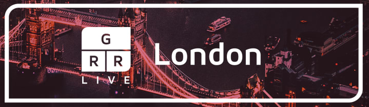3rd Annual GRR Live London