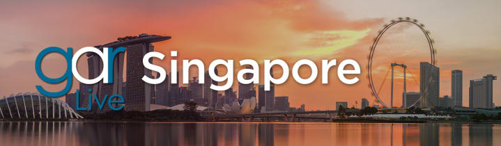 4th Annual GAR Live Singapore