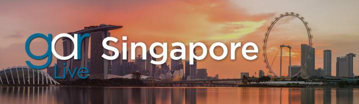 3rd Annual GAR Live Singapore
