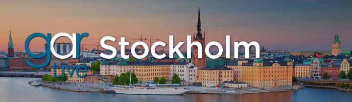 3rd Annual GAR Live Stockholm