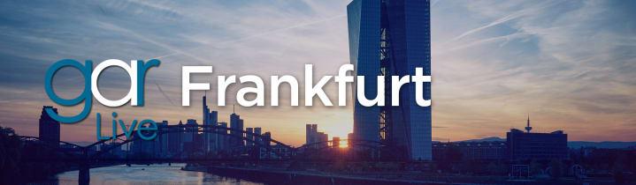 3rd Annual GAR Live Frankfurt