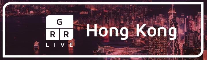 3rd Annual GRR Live Hong Kong