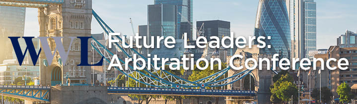 2nd Annual Who's Who Legal Future Leaders: Arbitration Conference