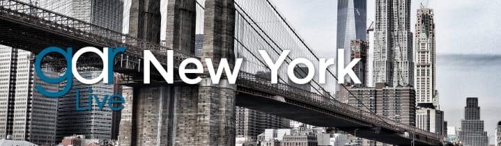 8th Annual GAR Live New York