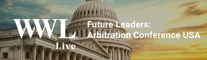 Who's Who Legal Future Leaders: Arbitration Conference USA