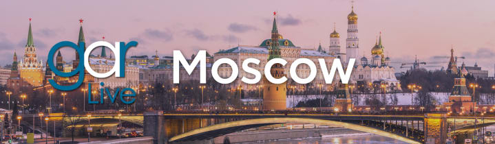 2nd Annual GAR Live Moscow
