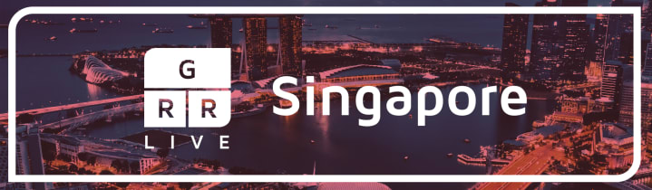 3rd Annual GRR Live Singapore