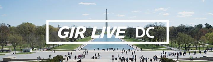 5th Annual GIR Live DC