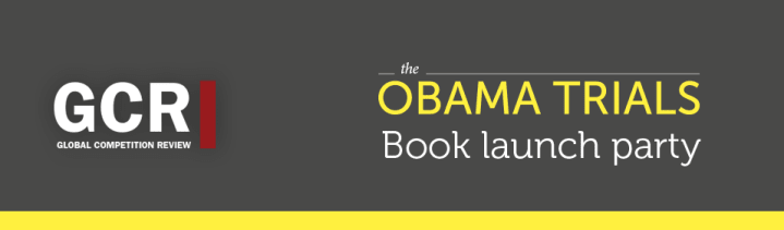The Obama Trials Book Launch Party
