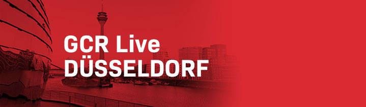 GCR Live 3rd Annual Düsseldorf