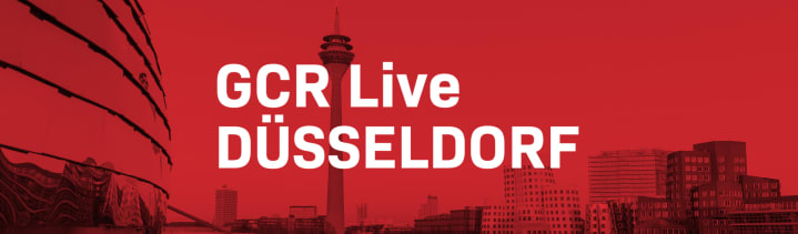 GCR Live 4th Annual Düsseldorf