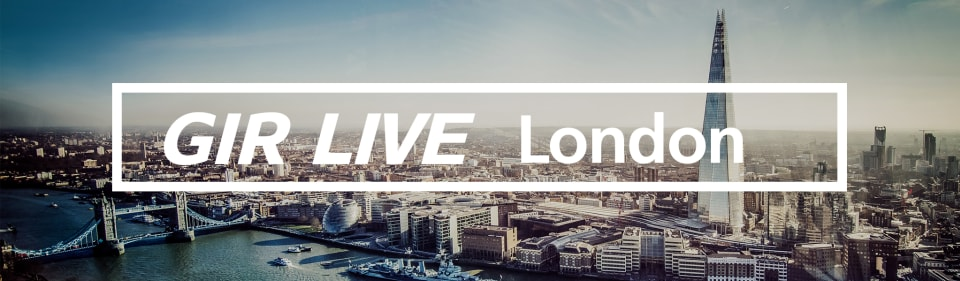 3rd Annual GIR Live London