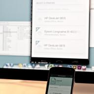 ezeep Android App Design