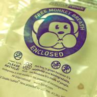 Free Monkey Breath, Not Soylent Green