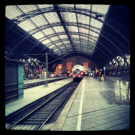 Train Station Leipzig