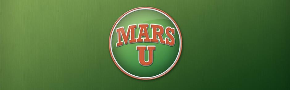 Futurama Mars University Wallpaper