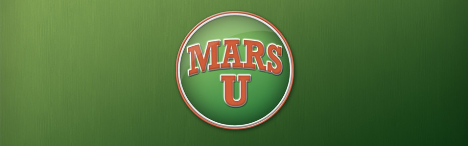 Futurama Mars University Wallpaper