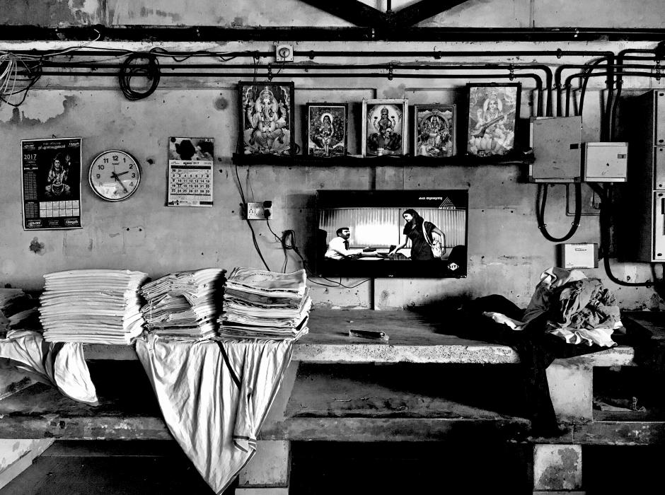 Kochis dhobhi ghat