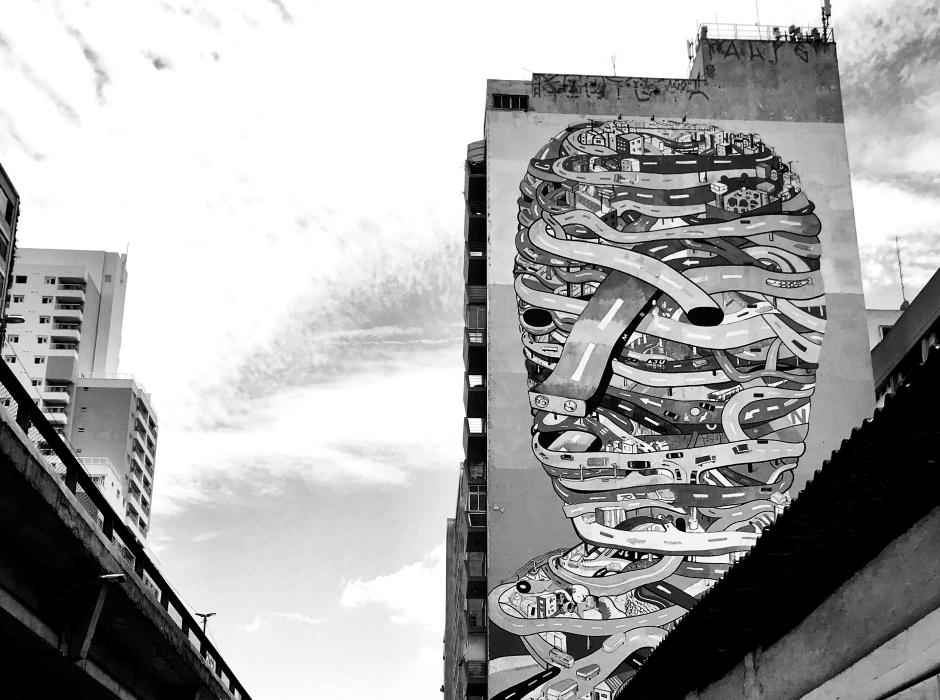 Traffic of São Paulo