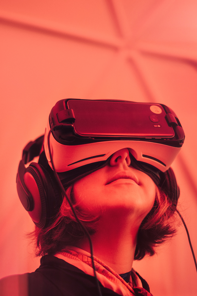 AR-VR TECHNOLOGY