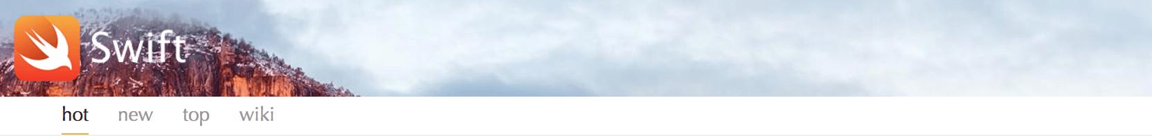 reddit - swift