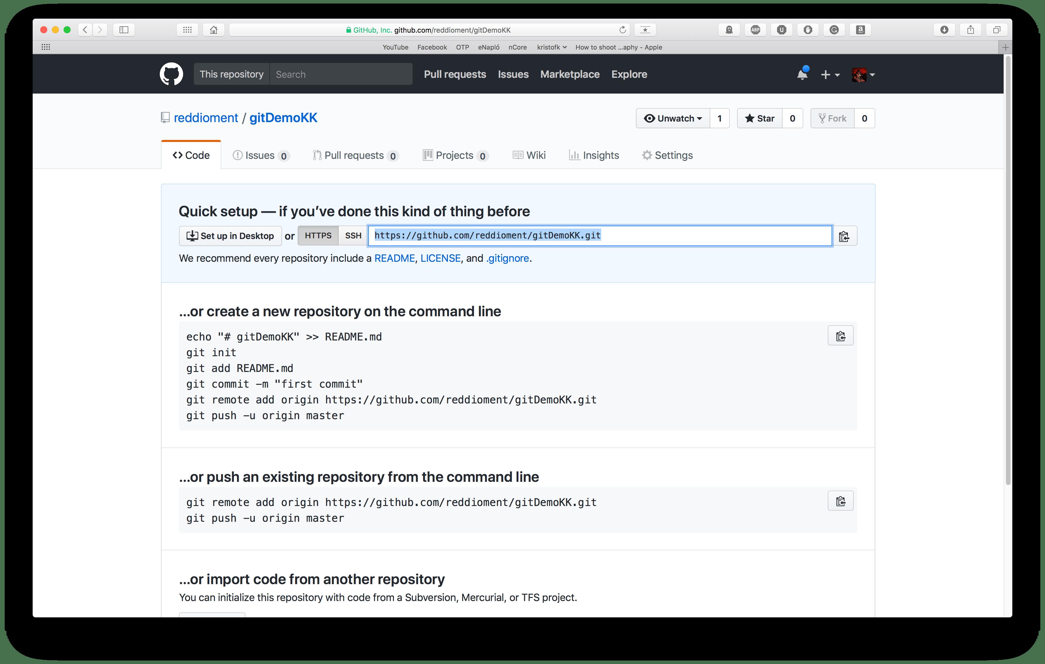 GitHub repo link