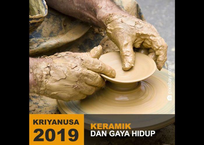 Kerajinan Keramik Indonesia