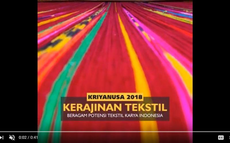 Beragam Potensi Tekstil Karya Indonesia
