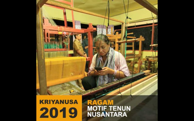 Ragam Tenun Indonesia