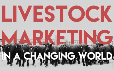 Livestock Marketing in a Changing World